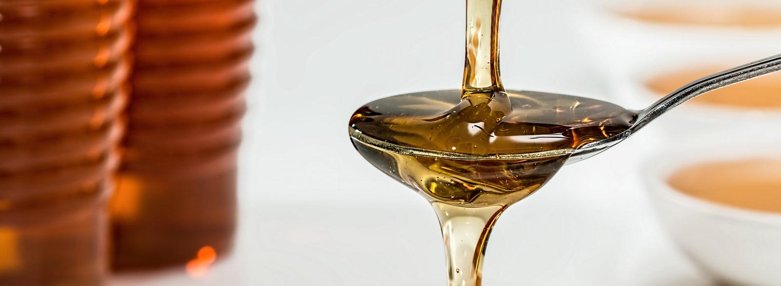 authentischer Honig